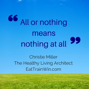 All or nothingmeansnothing at all