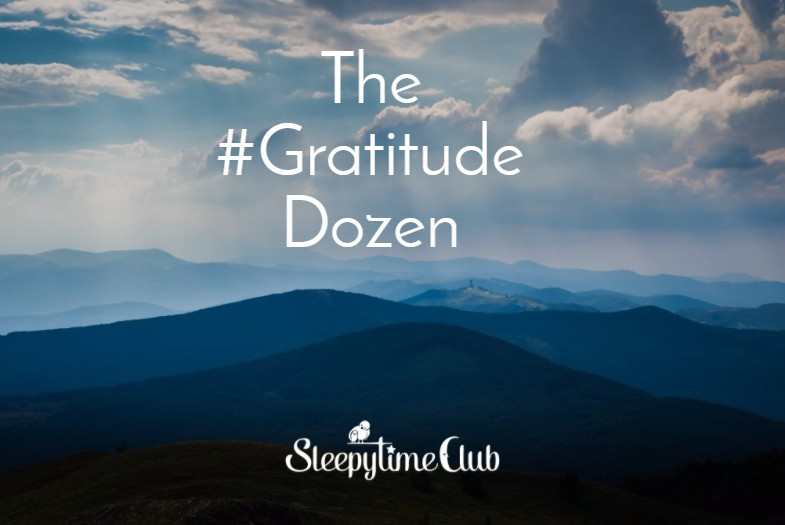 Gratitude Dozen – Practicing Gratitude can be Fun