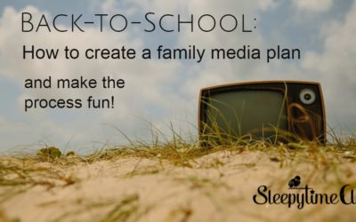Back-to-School: The Family Media Plan