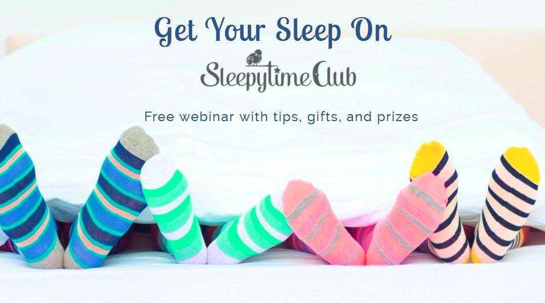 Get Your Sleep On!