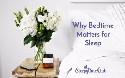 Bedtime Matters