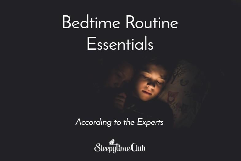 Bedtime routine essentials according to experts