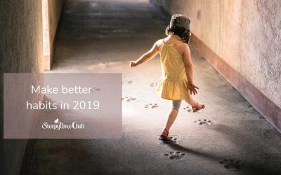 Create New Habits in 2019