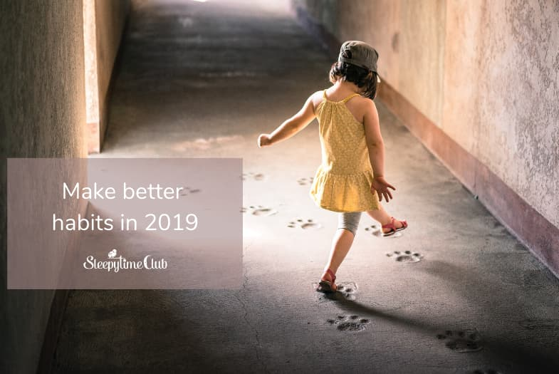 Create New Habits in 2019