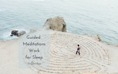 Guided meditations work for sleep