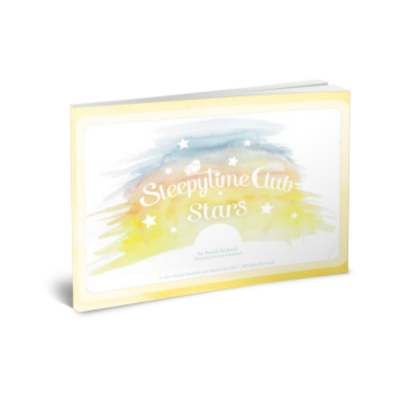 Sleepytime Club bedtime kit Stars