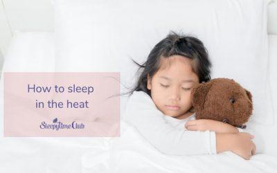 Sleep in the Heat