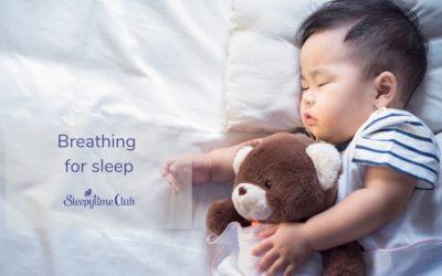 Breathing for sleep