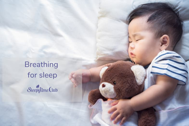 Breathing for sleep