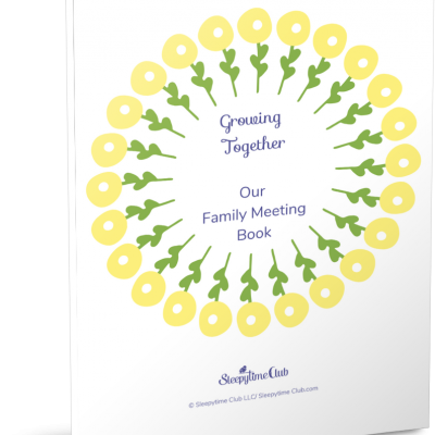 family meeting worksheet