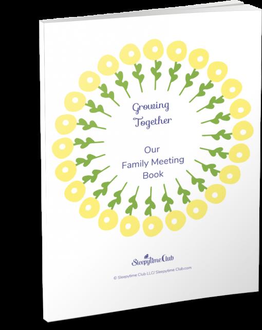 family meeting worksheet